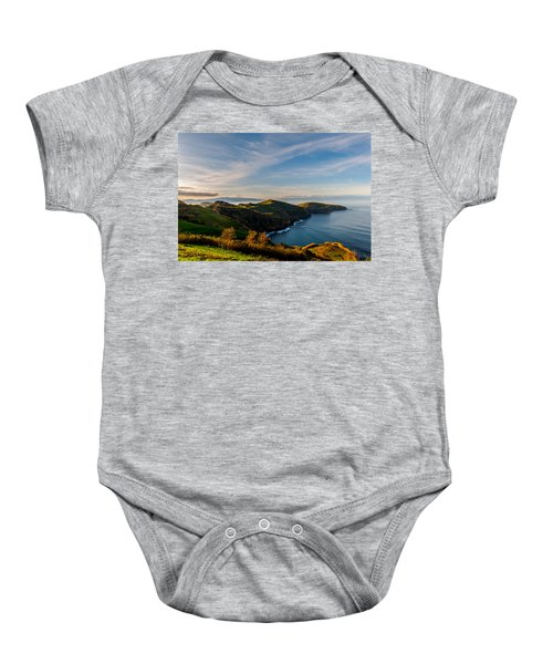 Out Bond To The Sea Baby Onesie