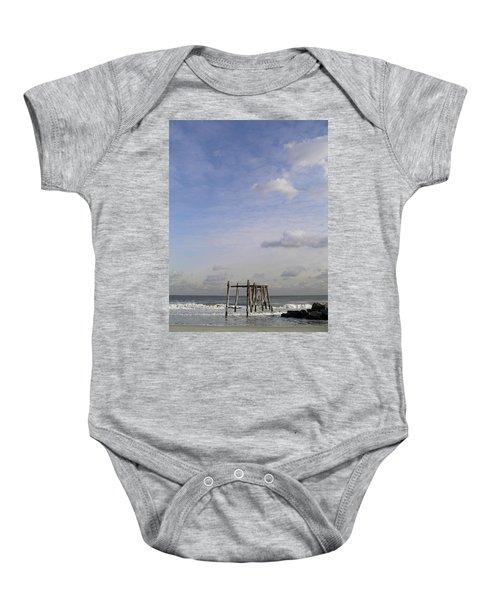 Pier Sky Baby Onesie