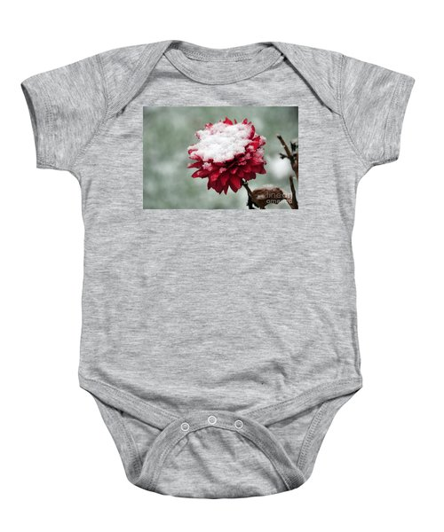 Survival Of The Fittest Baby Onesie