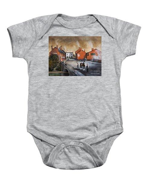 The Blackcountry Village Baby Onesie