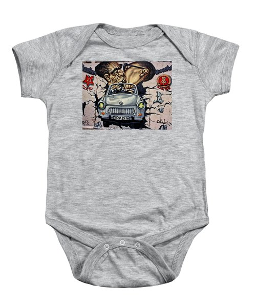 The Famous Kiss Baby Onesie