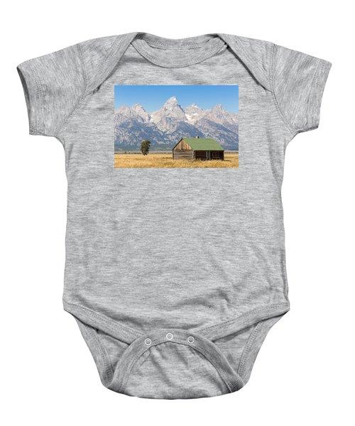 The Grand Teton Baby Onesie