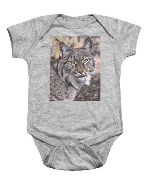 The Lynx Effect Baby Onesie