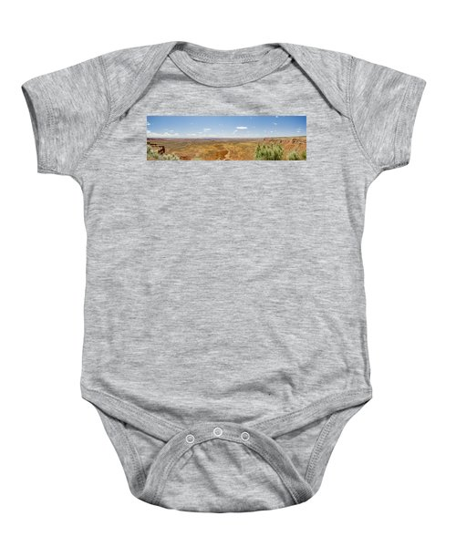 Twelve Hundred Feet Up Baby Onesie