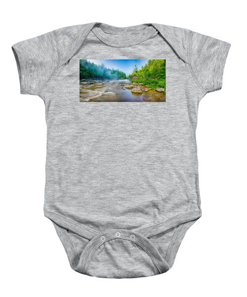 Youghiogheny River A Wild And Scenic Baby Onesie