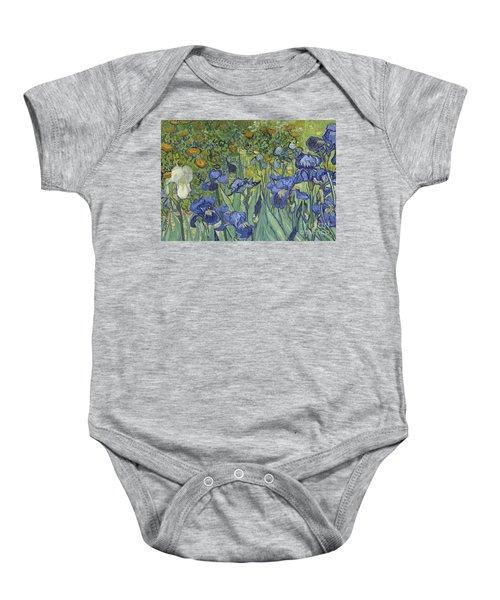 Irises Baby Onesie