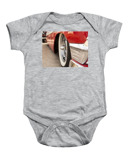 1956 Chevy Custom Baby Onesie
