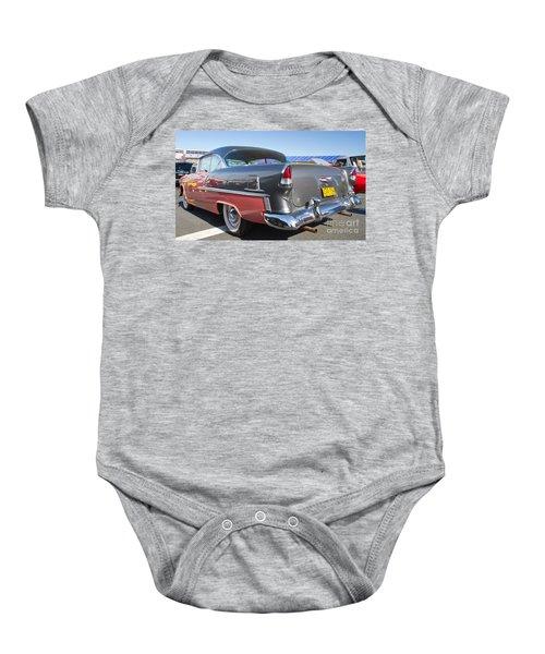 1955 Chevy Bel Air Baby Onesie