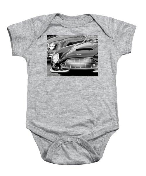 1965 Aston Martin Db6 Short Chassis Volante Baby Onesie