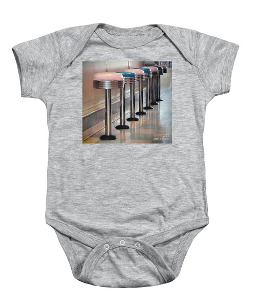 Have A Seat Baby Onesie