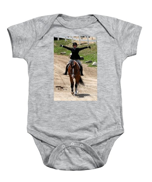 Hunter1 Baby Onesie