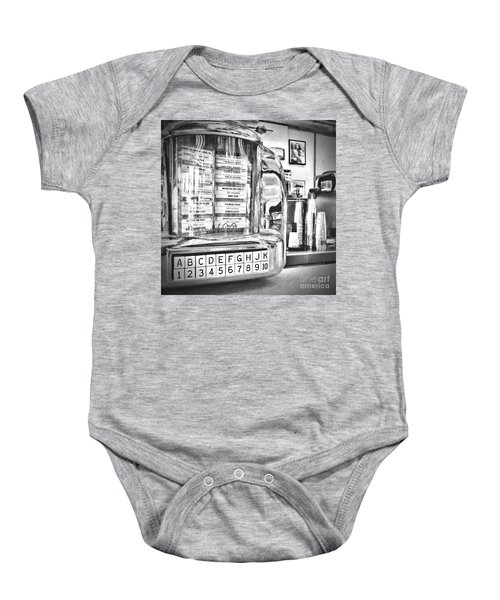 Name That Tune Baby Onesie