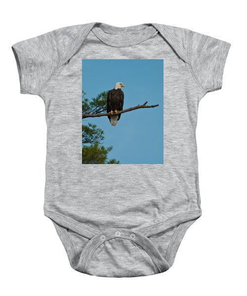 Out On A Limb Baby Onesie