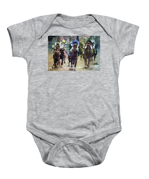 The Bets Are On Baby Onesie