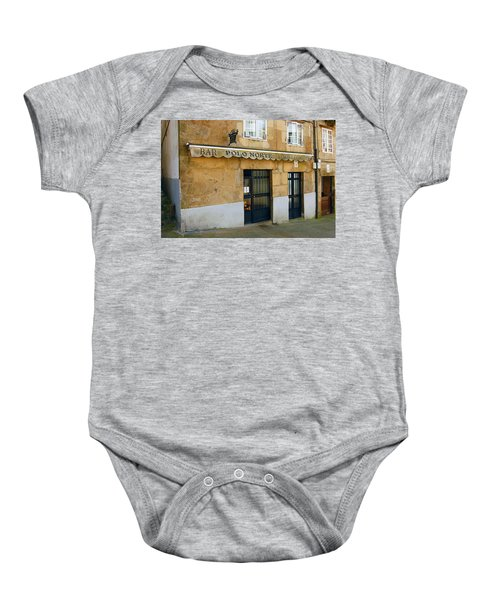 Untitled Baby Onesie