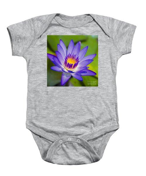 Pupukea Garden Breeze  Baby Onesie