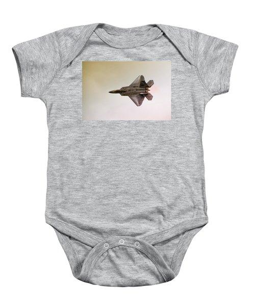 F-22 Raptor Baby Onesie
