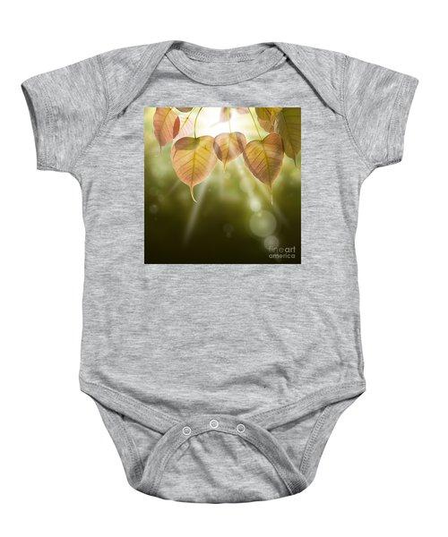 Pho Or Bodhi Baby Onesie