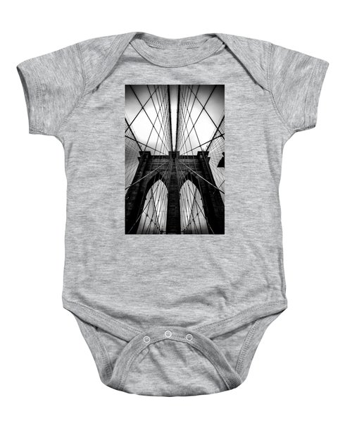 A Brooklyn Perspective Baby Onesie