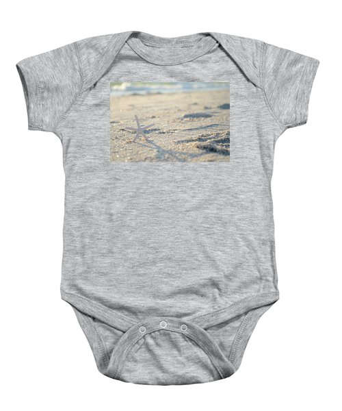 A Gentle Thought Baby Onesie