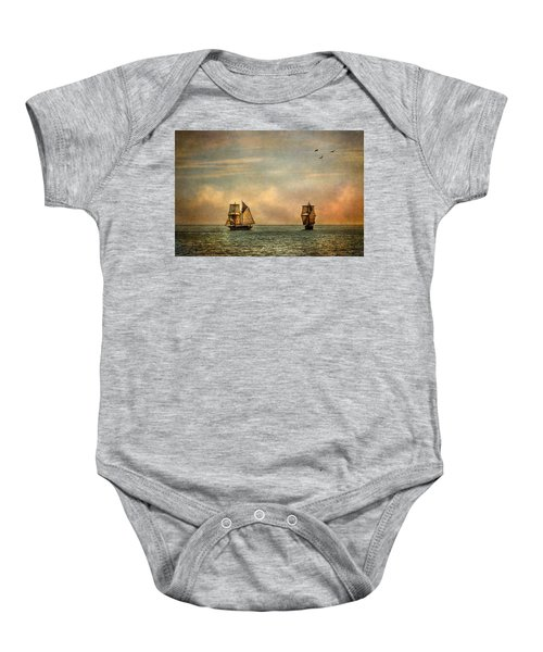 A Vision I Dream Baby Onesie