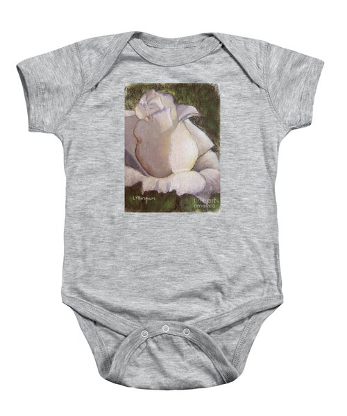 A Whiter Shade Of Pale Baby Onesie