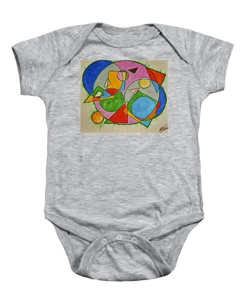 Abstract 89-001 Baby Onesie