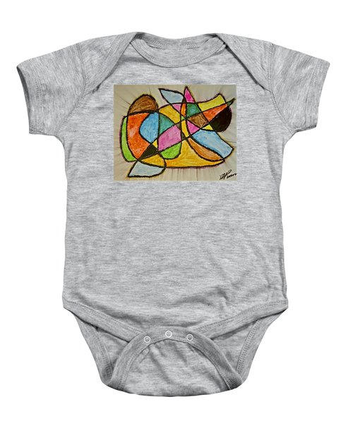 Abstract 89-002 Baby Onesie
