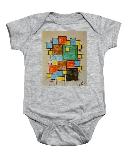 Abstract 89-003 Baby Onesie