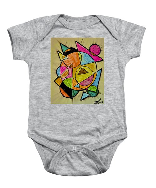 Abstract 89-004 Baby Onesie