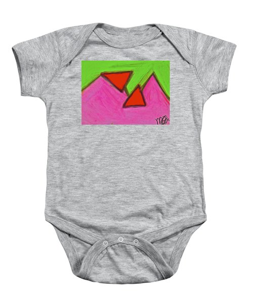 Abstract 92-002 Baby Onesie