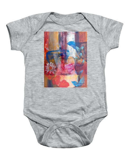 Acoustic Cafe Baby Onesie