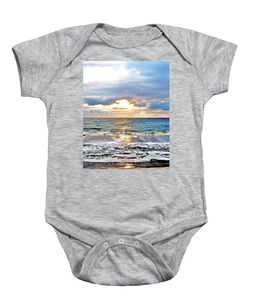 After The Storm 3 Baby Onesie