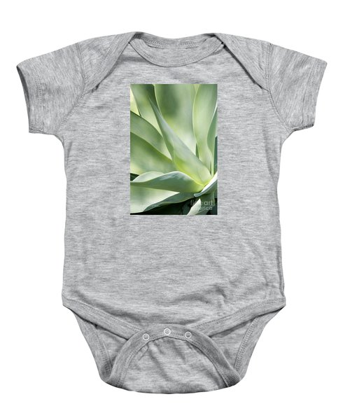 Agave Plant 2 Baby Onesie