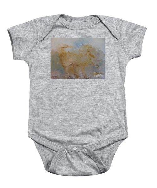 Airwalking Baby Onesie
