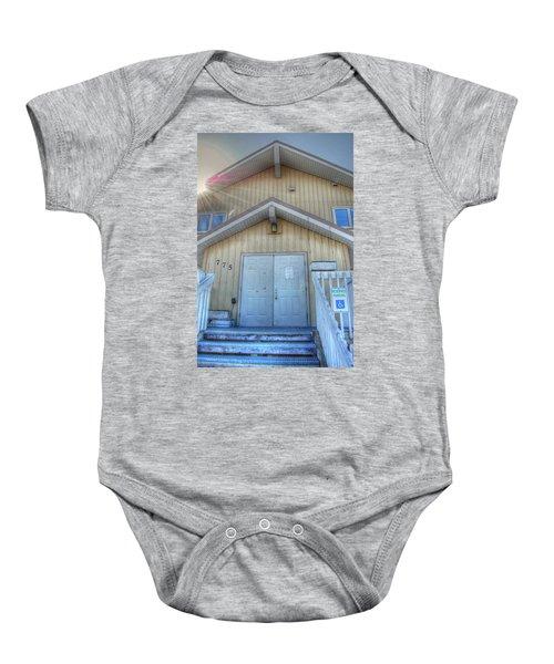Alaskan Church Baby Onesie