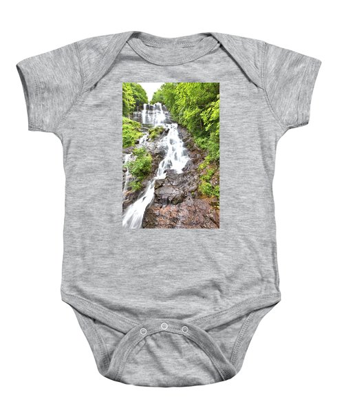 Amicalola Falls Baby Onesie