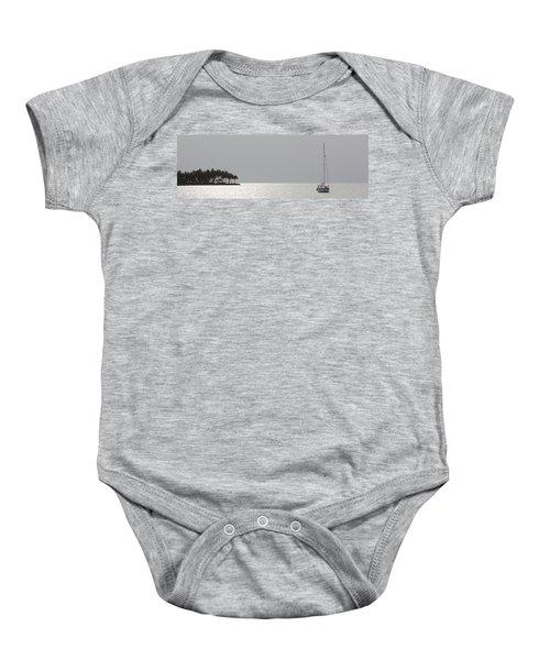 Anchored Baby Onesie