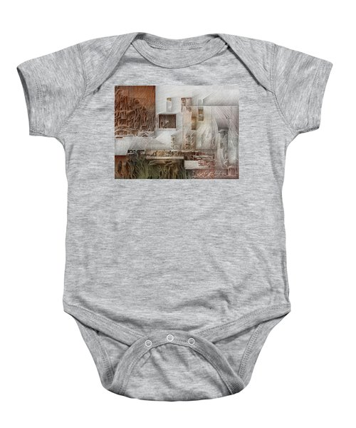 Ancient City 1 Baby Onesie