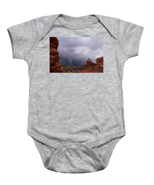 Arches National Monument Moab Baby Onesie