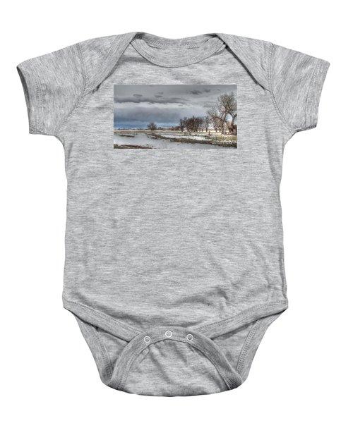 Ardmore Prairie Baby Onesie