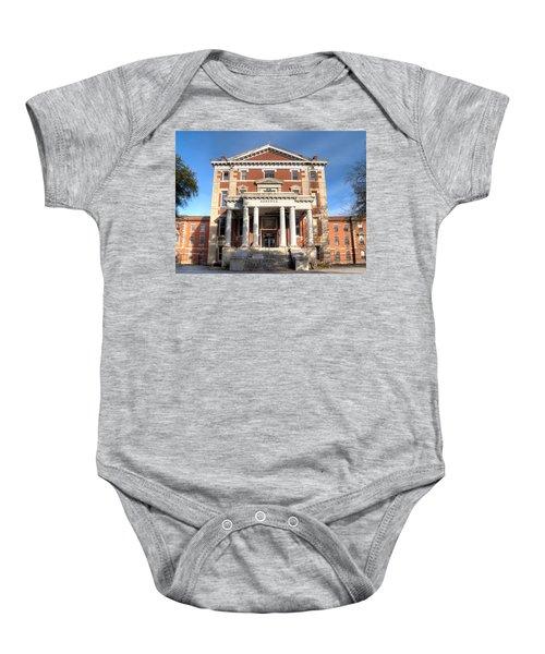 Babcock Building-2 Baby Onesie