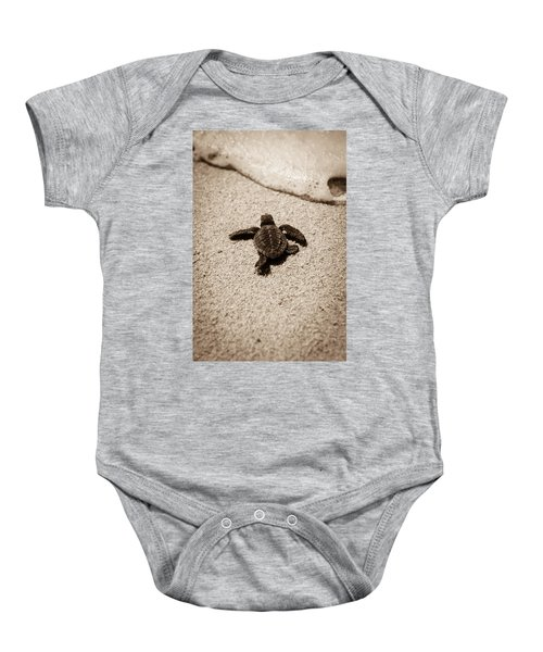 Baby Sea Turtle Baby Onesie