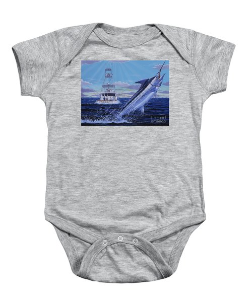 Back Her Down Off00126 Baby Onesie