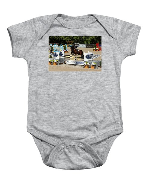 Bay Jumper Baby Onesie