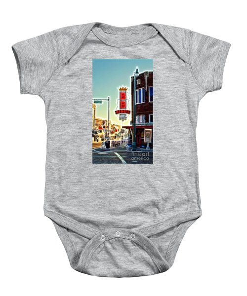Bb King Club Baby Onesie