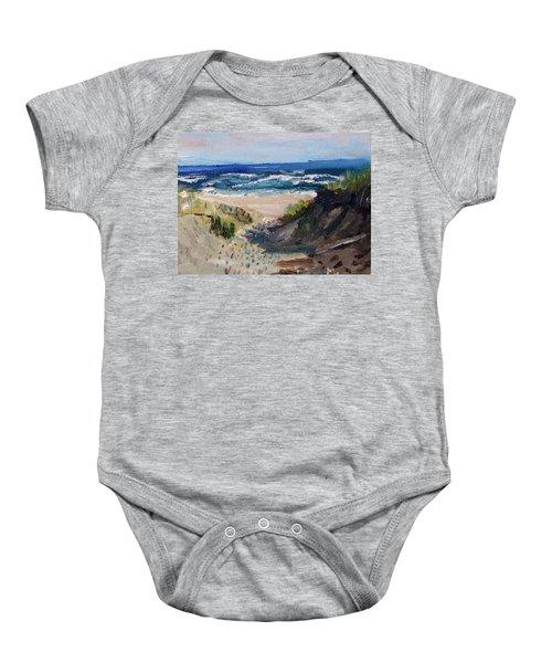 Bearberry Hill Truro Baby Onesie