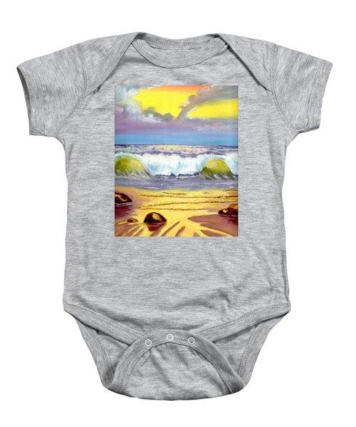 Beautiful Beach Baby Onesie