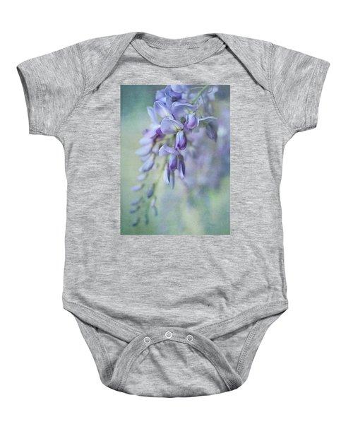 Beautiful Blue Baby Onesie