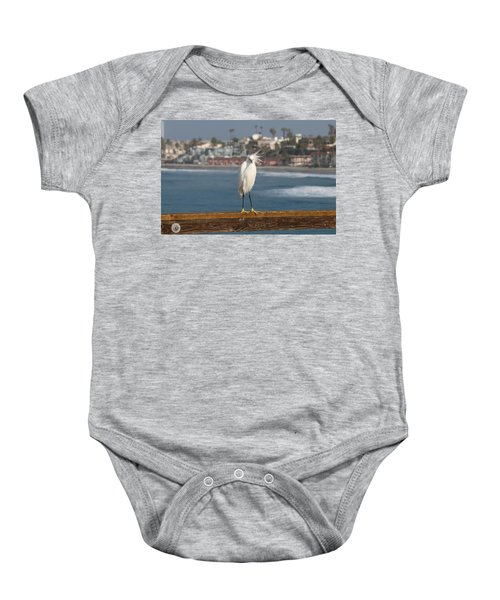 Bed Head  Baby Onesie
